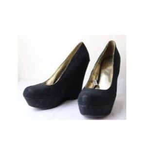 Mossimo Round Toe Wedges